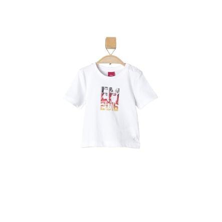 s.OLIVER T-Shirt wit