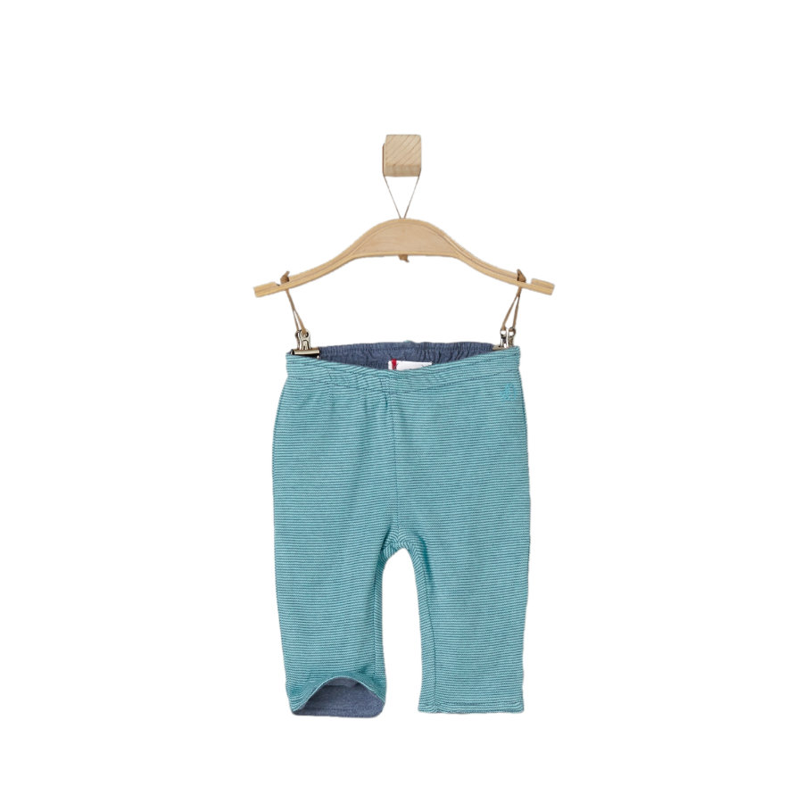 s.OLIVER Boys Wendehose turquoise stripes
