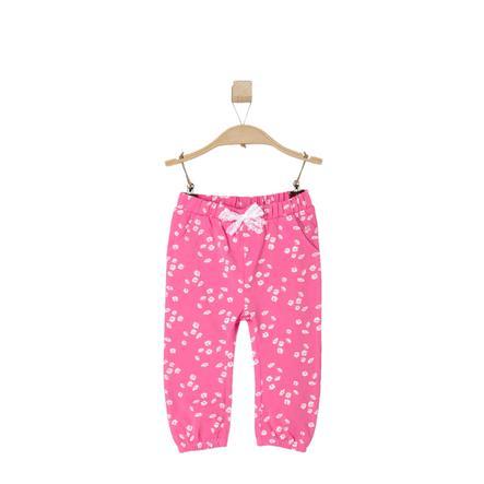 s.OLIVER Girls Sweathose pink