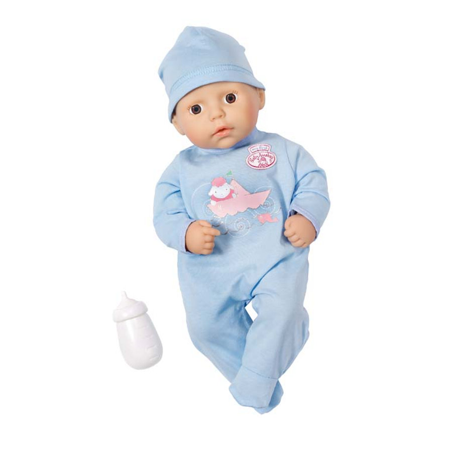 ZAPF CREATION BABY Lalka my first Baby Annabell - Brat