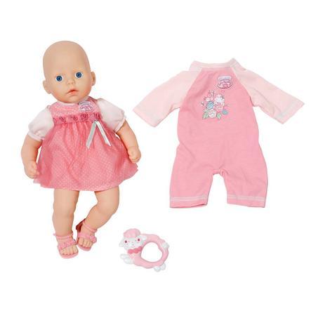ZAPF CREATION BABY my first Baby Annabell® Novorozeně - růžová sada s dupačkami
