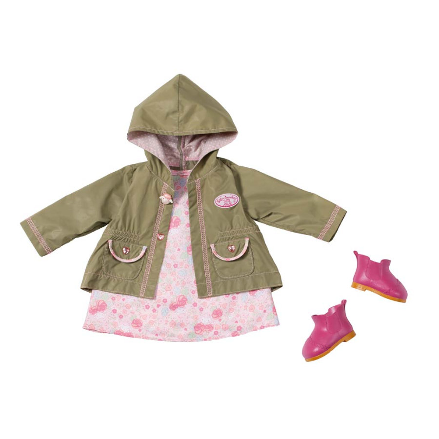 Zapf Creation Baby Annabell® - Deluxe Set Outdoor-Spaß