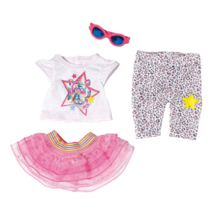 ZAPF CREATION Baby born® - Deluxe Glamour-Outfit