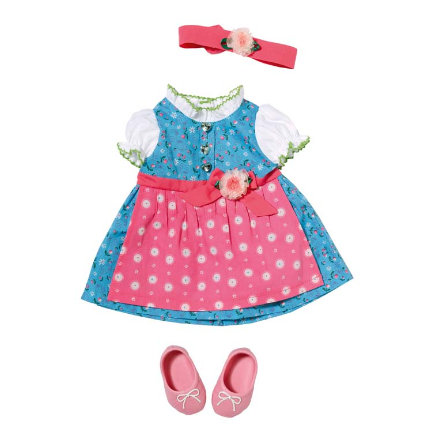 Zapf Creation Baby born® - Dirndl