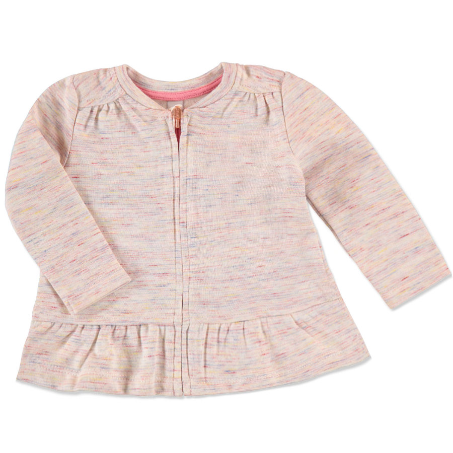 ESPRIT Girls Sweatcardigan pastel rosé