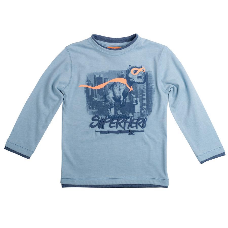 STACCATO Boys Mini Shirt soft blue melange
