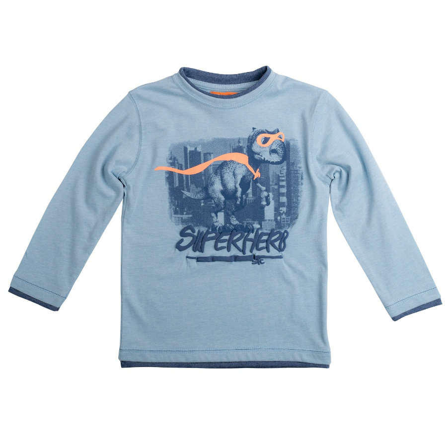 STACCATO Boys Mini Shirt soft blue melange