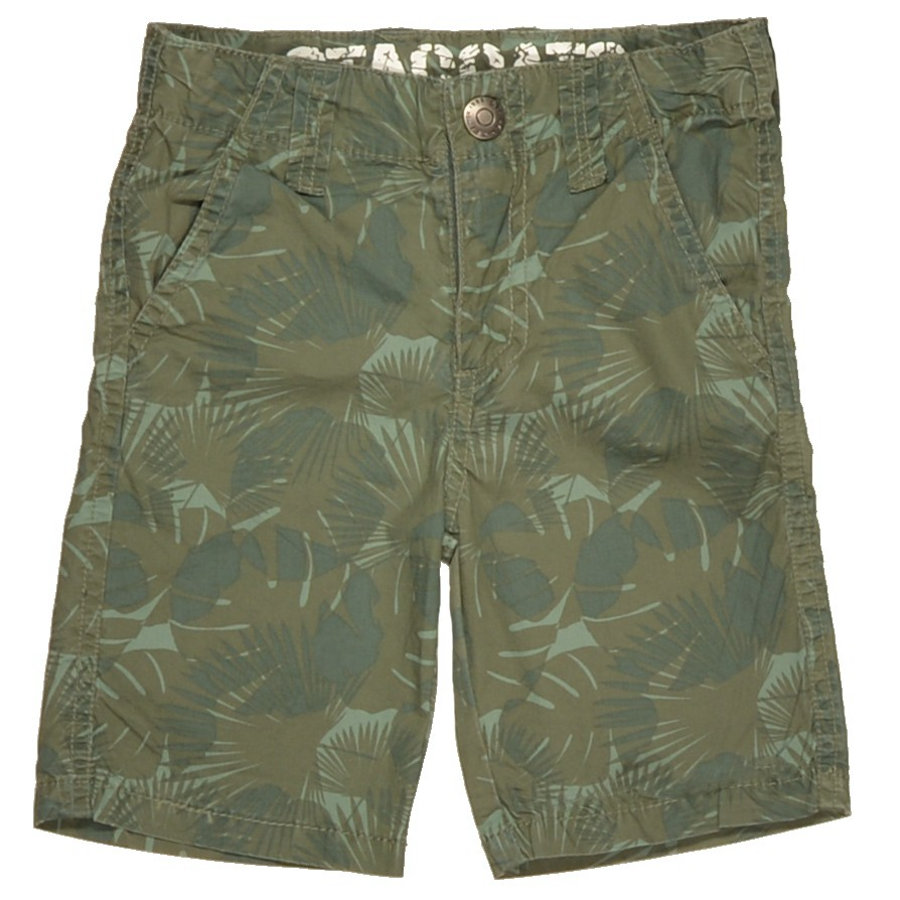 STACCATO Boys Mini Chino Bermudas green