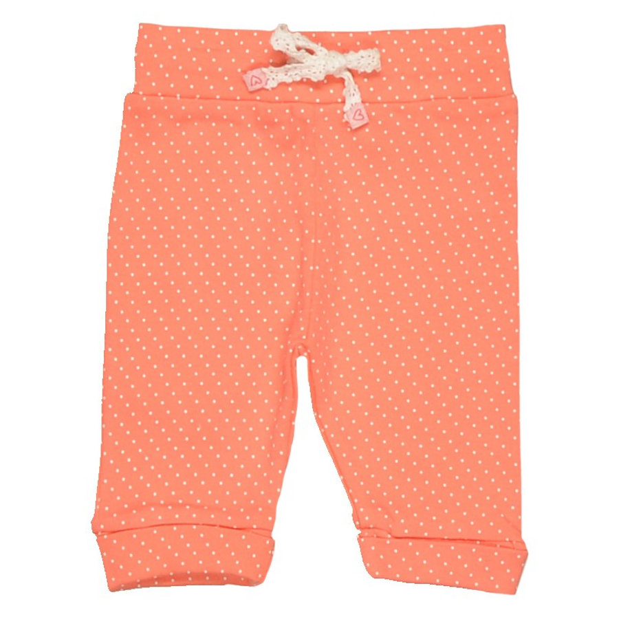 STACCATO Girls Baby Hose coral dot