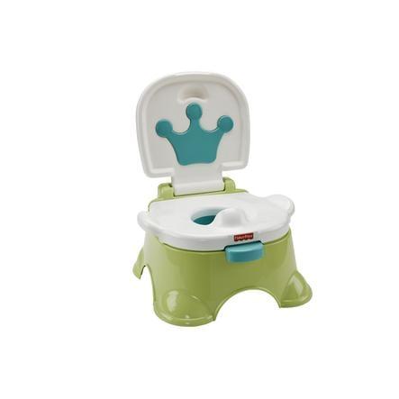 Fisher-Price® Lerntöpfchen & Fußbank, grün