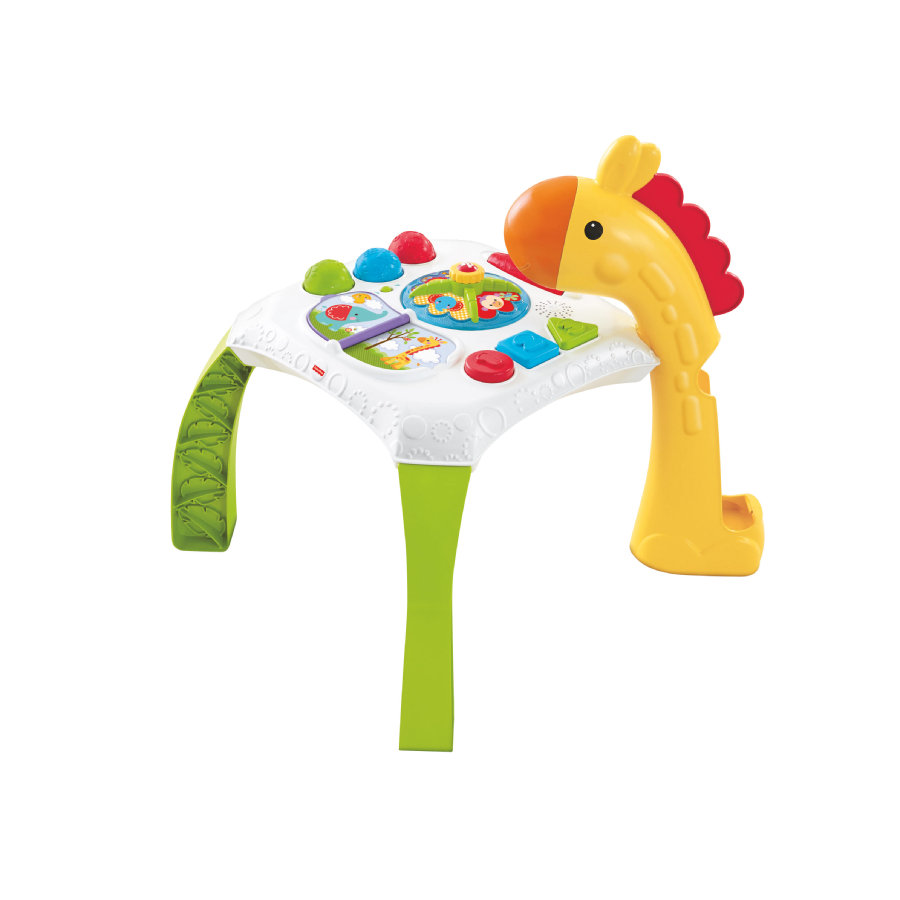 FISHER PRICE Table de jeu Amis animaux