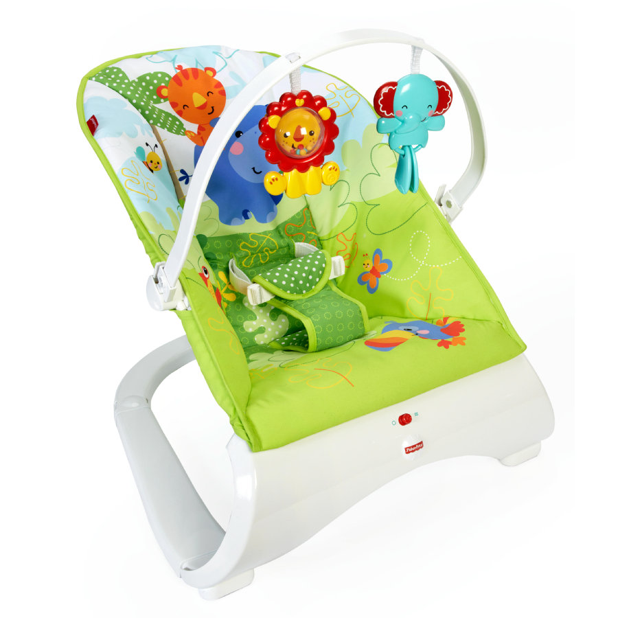 FISHER PRICE Wipstoel Comfort Curve