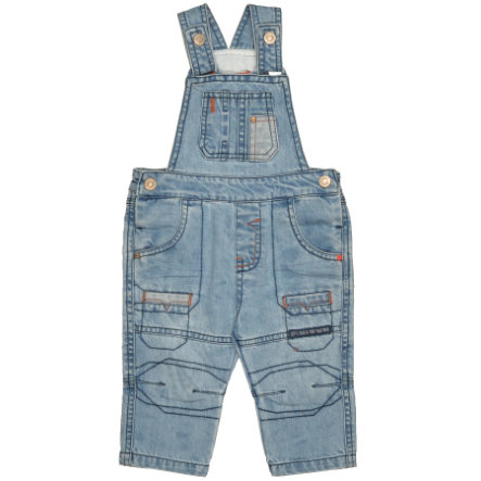 STACCATO Boys Baby Latzhose blue denim