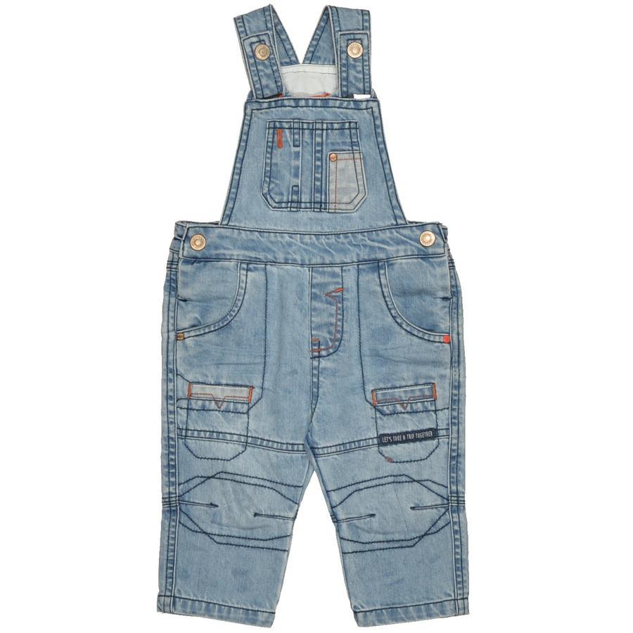 STACCATO Boys Baby Latzhose blue denim