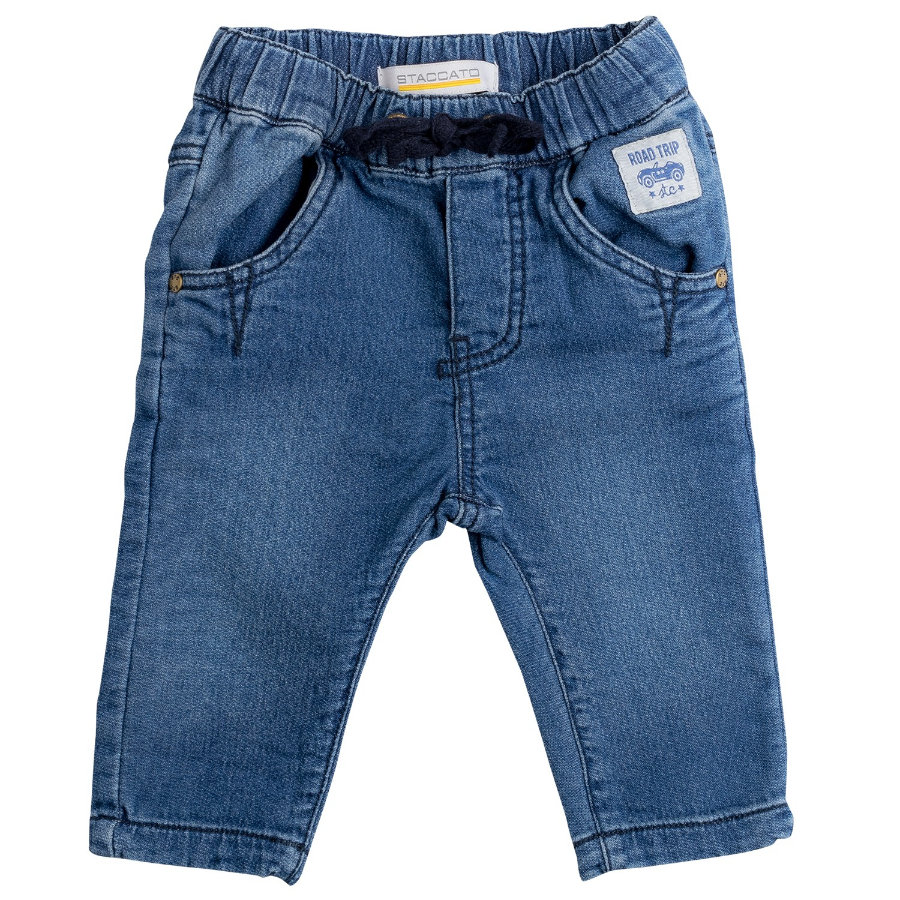 STACCATO Boys Baby Jogging-Jeans blue denim