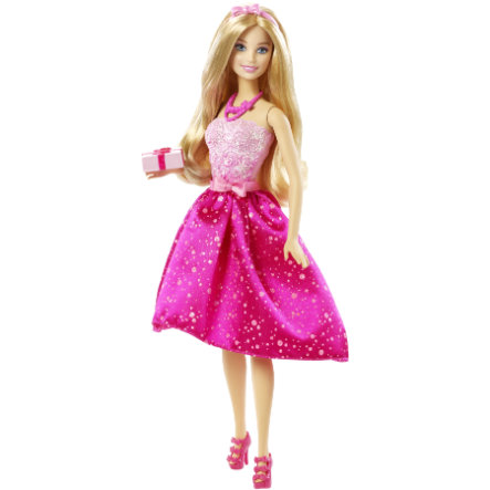 MATTEL Barbie Geburtstagsparty Barbie