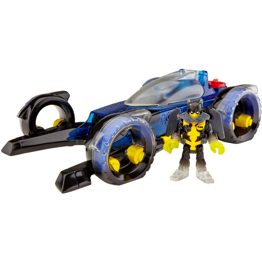 MATTEL Batman vs. Superman - Förvandlingsbar Batmobil