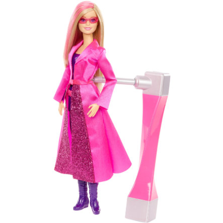 MATTEL Barbie Het Agententeam - Geheimagente Barbie