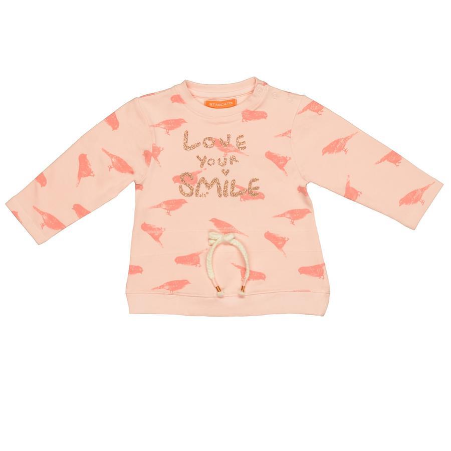 STACCATO Girls Sweatshirt soft powder