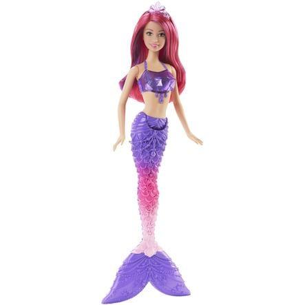 MATTEL Barbie 4 Royaumes - Sirène multicolore bijoux