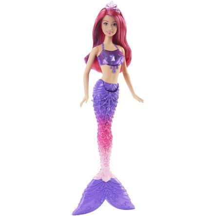 MATTEL Barbie Kryształowa Syrenka DHM48