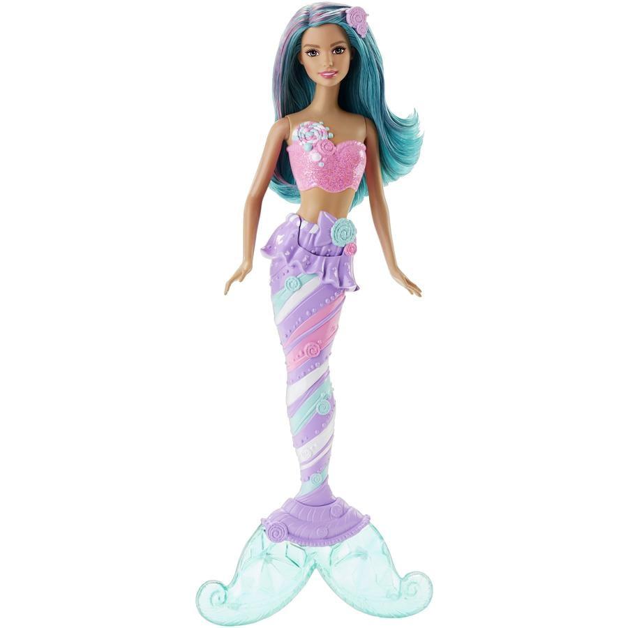 MATTEL Barbie Syrenka DHM46
