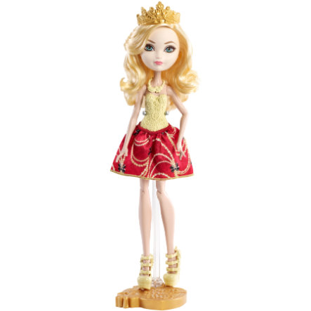 MATTEL Ever after High -  Royal Apple Bílá