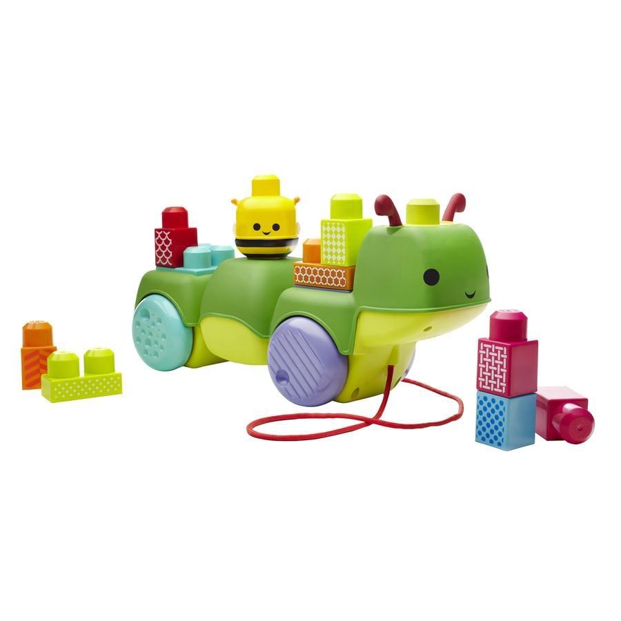 MATTEL Mega Bloks - Housenka na kolečkách