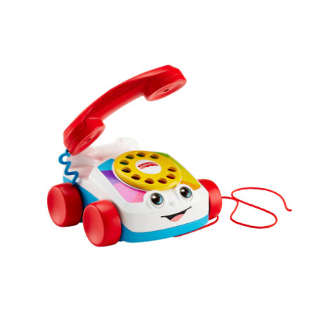 FISHER PRICE Telefoon - Rood