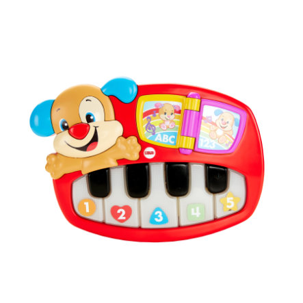 FISHER PRICE Le piano de Puppy
