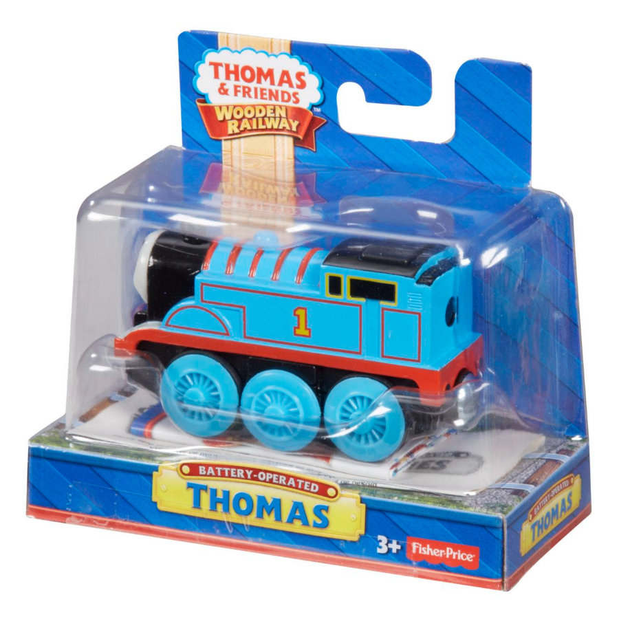 FISHER PRICE Thomas et ses amis - Thomas, à piles