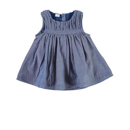 NAME IT Girls Šaty NITFAYOLA medium blue denim