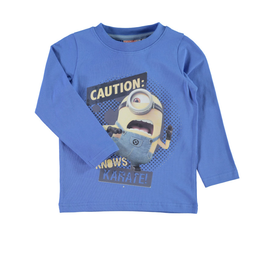 NAME IT Boys Longsleeve Minions regatta