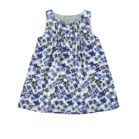 NAME IT Girls Mini Šaty NITGLUMMER nautical blue