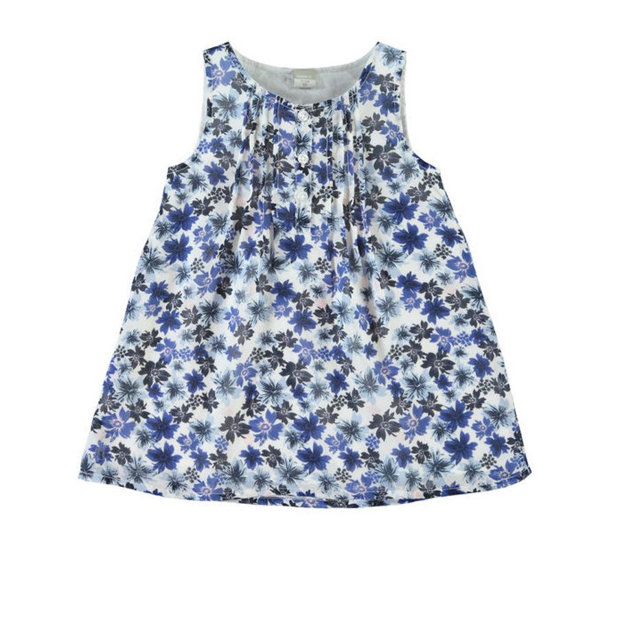NAME IT Girls Mini Kleid NITGLUMMER nautical blue