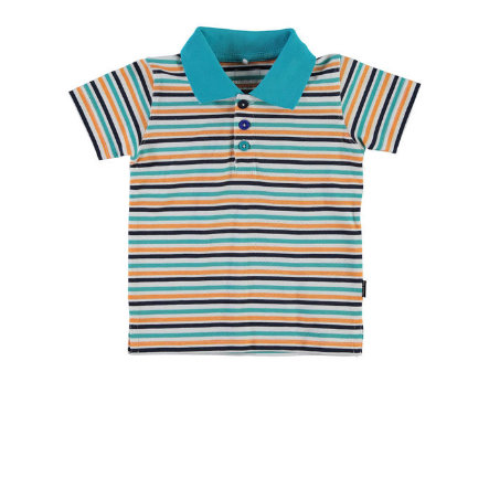 NAME IT Boys Bluzka Polo NITVALLE peacock blue