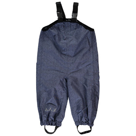 NAME IT Pantalon imperméable, Garçon, NITDELTA, dress blues