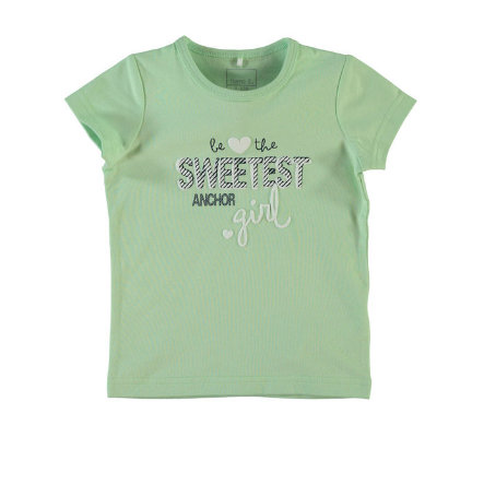 NAME IT Girls T-Shirt NITVIX pastel green
