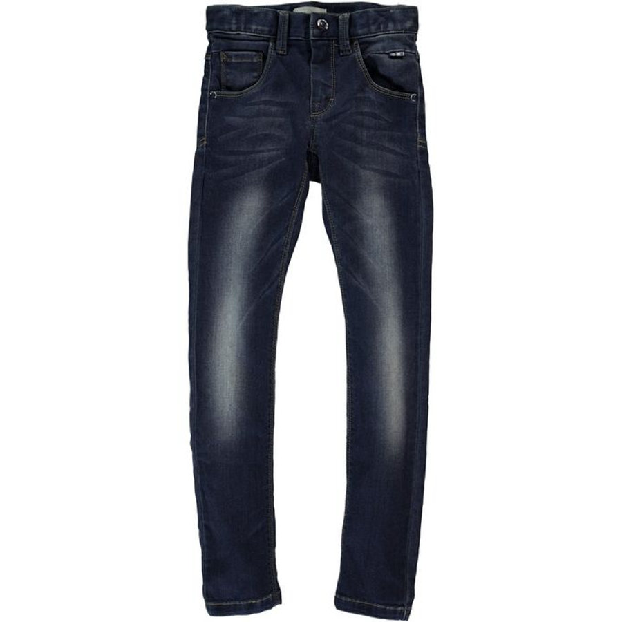 NAME IT BoysSpodnie  Jeans NITRAS classic dark denim