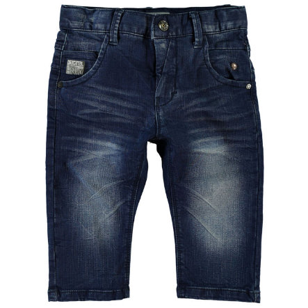 NAME IT Boys Jeans-Short NITRAY slim dark denim