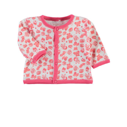 NAME IT Girls Sweter dla wcześniaka NITWANT rouge red