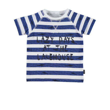 NAME IT Boys T-Shirt NITVAKIB blau