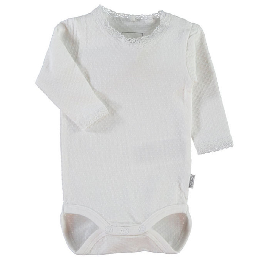 NAME IT Girls Romper Body NITSALLY bright white