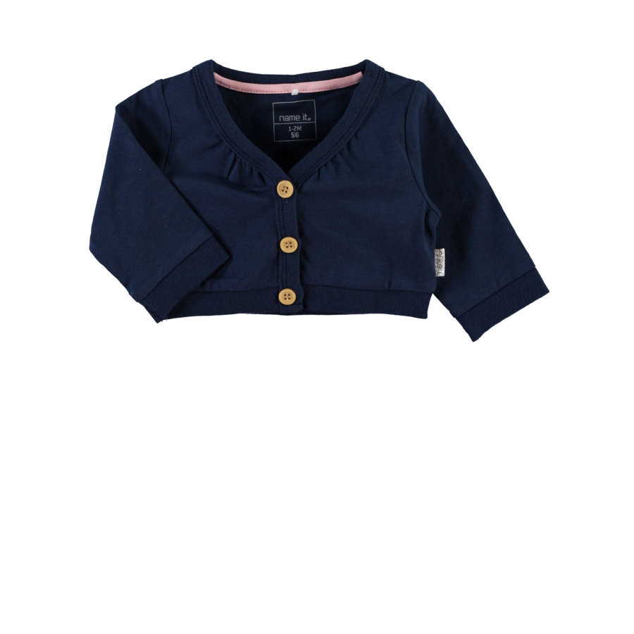 NAME IT Girls Bolerko NITTINE dress blues