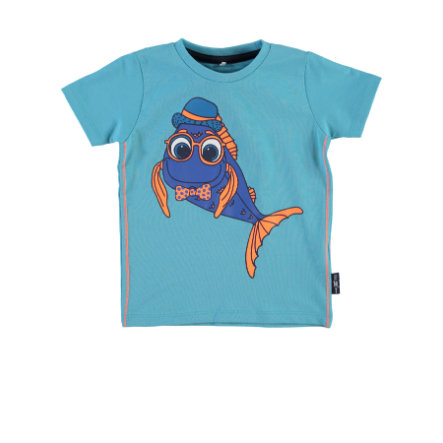 NAME IT Boys T-Shirt NITGOHAM blau