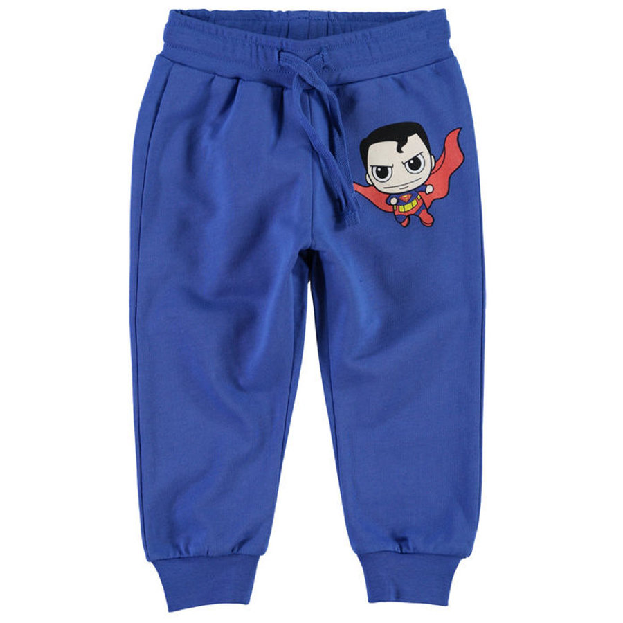 NAME IT Boys Hose NITSUPERHEROES blau