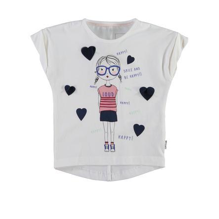 NAME IT Girls T-Shirt NITGIT weiß