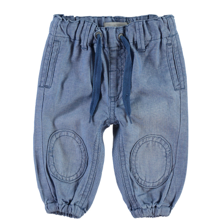 NAME IT Boys Jeans Spodnie NITGEORGE medium blue denim