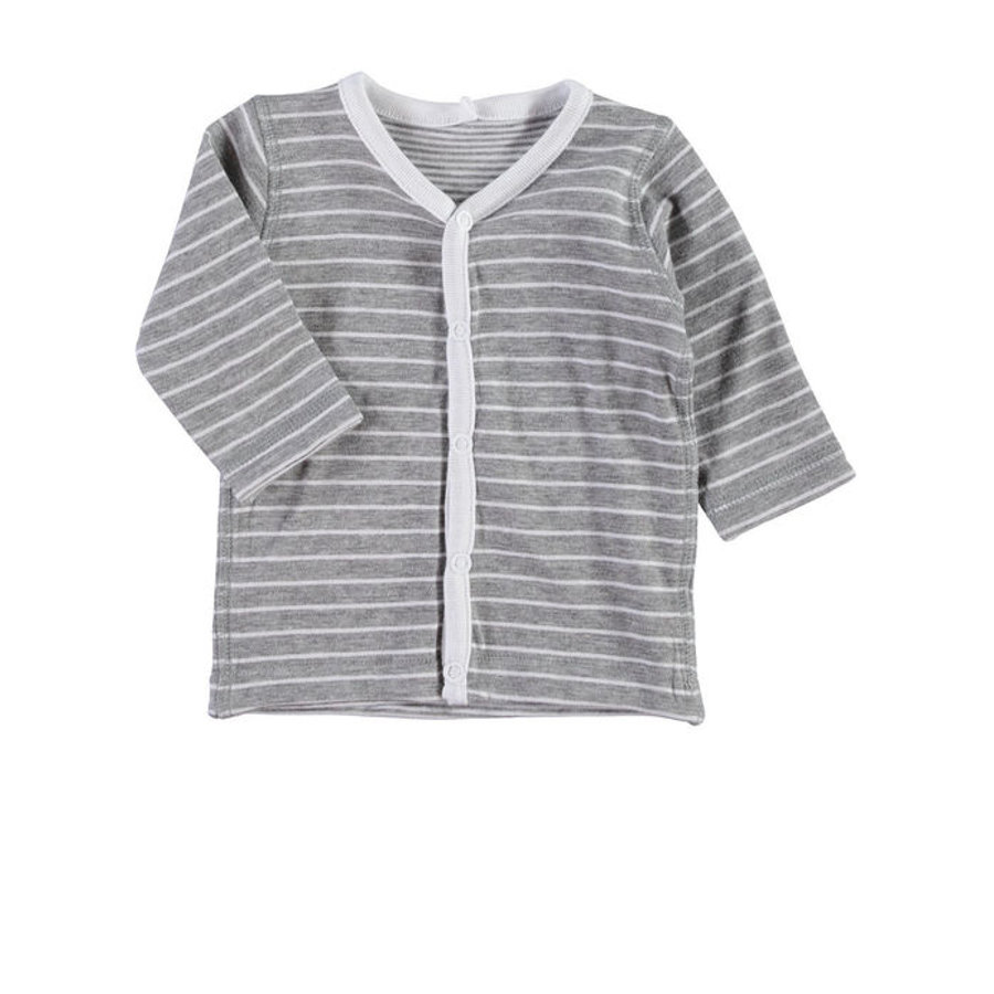 NAME IT Newborn Unisex Sweter UXO grey