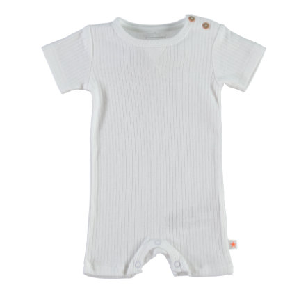 NAME IT Newborn Unisex Romper UBIE wit